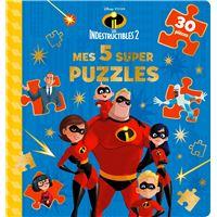 Mes 5 super puzzles, Avec 30 pièces