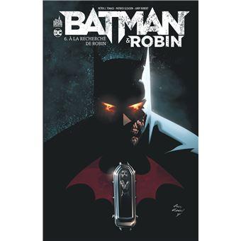 BatmanThe hunt for Robin