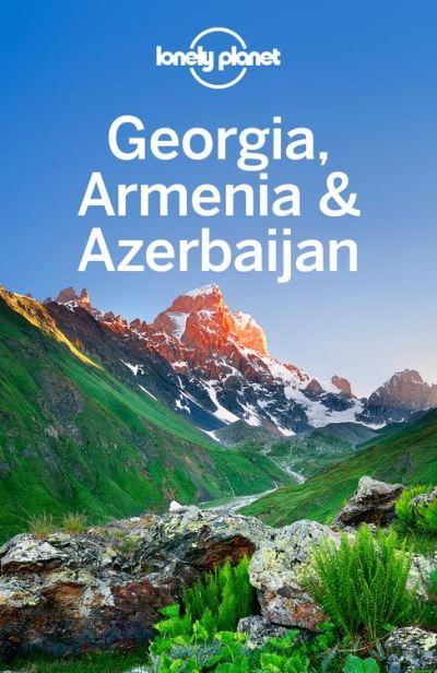 Lonely Planet Georgia, Armenia & Azerbaijan - 9781760341459 - 16,87 €