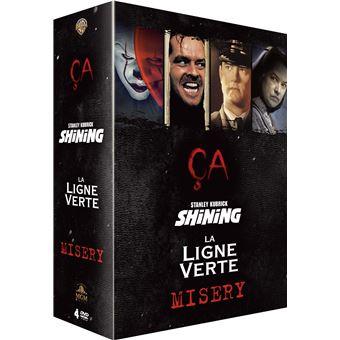 Coffret Stephen King DVD