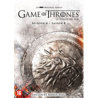 Game Of Thrones-excl -S8