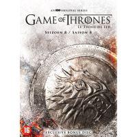 DVD Game of Thrones S8 - Pre-Order - Beschikbaar vanaf December
