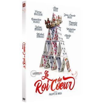 Le Roi de cœur DVD