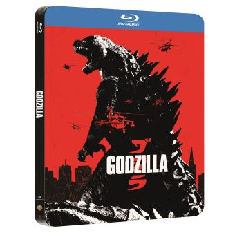 Godzilla, la trilogieGodzilla Steelbook Blu-ray
