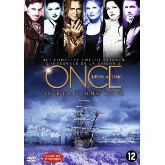 ONCE UPON A TIME SEASON 2 (DVD) (IM