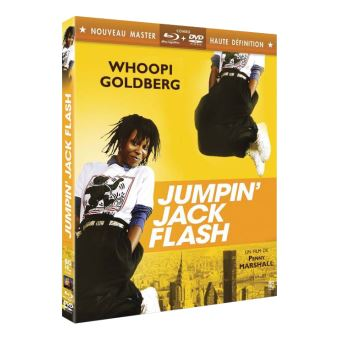 Jumpin' Jack Flash Combo Blu-ray DVD
