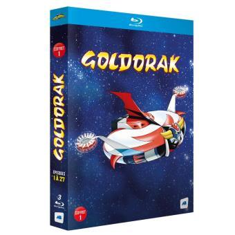 GoldorakGoldorak Saison 1 Volume 1 Blu-ray