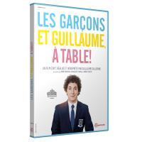 Les garçons et Guillaume, à table ! DVD