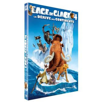 L'âge de glaceL'Âge de Glace 4 : La dérive des continents