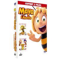 La Grande aventure de Maya l'abeille et Maya l'abeille 2 Les Jeux du miel DVD
