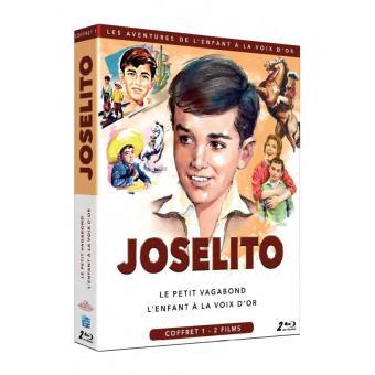 Coffret Joselito Volume 1 Blu-ray