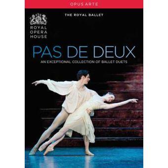 Pas De Deux An Exceptional Collection Of Ballet Duets DVD