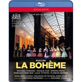 LA BOHEME/DVD