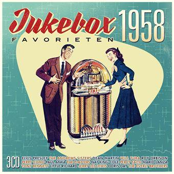 Jukebox favorieten 1958/3CD