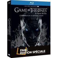 Game of Thrones Saison 7 Edition Limitée Spéciale Fnac Blu-ray