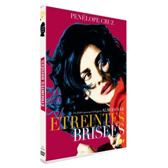 Etreintes brisées DVD