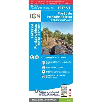Top 25 Forêt de Fontainebleau