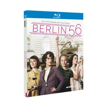 Ku'damm 56Berlin 56 Blu-ray