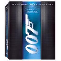 Quantum of Solace - Permis de tuer - L'Homme au pistolet d'or - Coffret - Blu-Ray - Edition Spéciale limitée