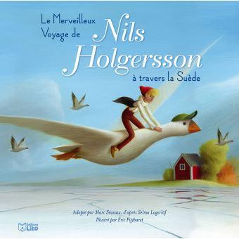 Nils HolgerssonLe merveilleux voyage de Nils Holgersson à travers la Suède