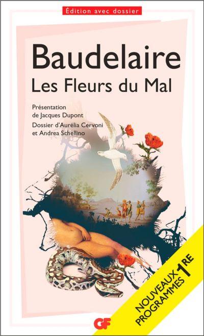 Les Fleurs du Mal - 9782081501430 - 2,49 €
