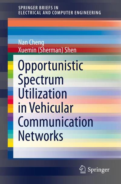 Opportunistic spectrum utilization in vehicular communication networks