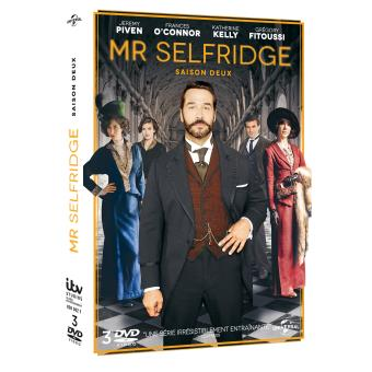 Mr SelfridgeMr Selfridge Coffret Saison 2 DVD