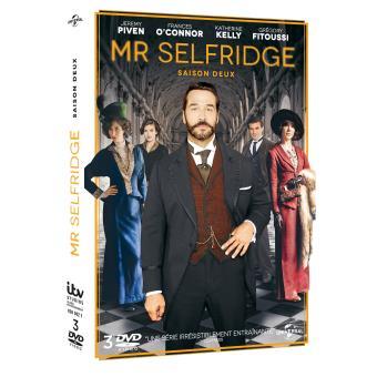 Mr SelfridgeMR SELFRIDGE S2-FR-3DVD