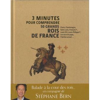 50 grands rois de France