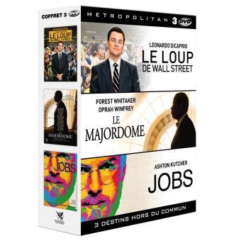 Coffret Biopic 3 Destins hors du commun 3 films DVD