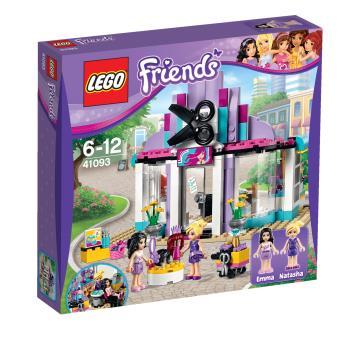 Lego friends 41093 le salon de coiffure d 39 heartlake lego achat prix fnac - Lego friends salon de coiffure ...