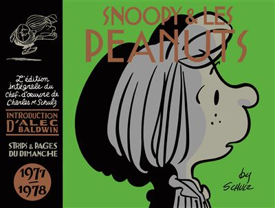Snoopy - Intégrales - Snoopy et les Peanuts - Intégrale - tome 14 (1977-1978)