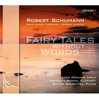 Oeuvres pour alto clarinette et piano/fairy tales