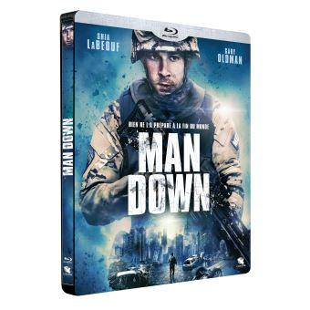 Man Down Steelbook Blu-ray