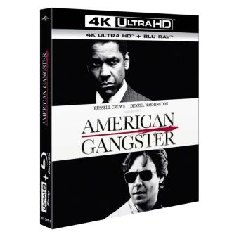 American Gangster Blu-ray 4K Ultra HD