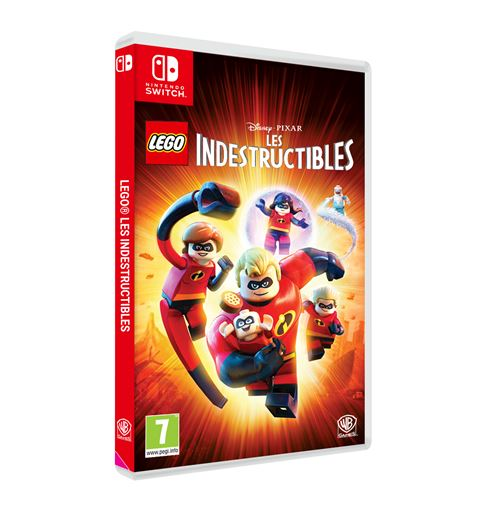 LEGO Disney / Pixar Les Indestructibles Nintendo Switch