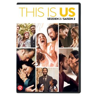 This is UsThis Is Us Saison 2 DVD