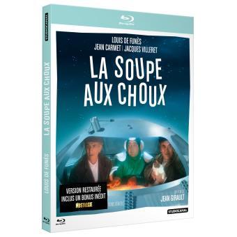 La Soupe Aux Choux Blu Ray Jean Girault Blu Ray Achat Prix