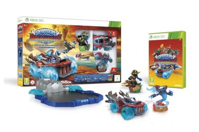 Starter Pack Skylanders SuperChargers Xbox 360