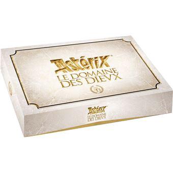 AstérixAstérix : Le domaine des Dieux  Edition prestige Combo Blu-ray 3D + Blu-ray + DVD