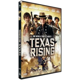 Texas RisingTexas Rising Edition Fourreau DVD