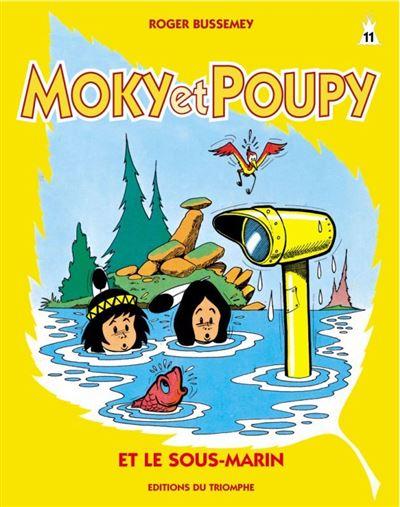 Moky et Poupy et le sous-marin