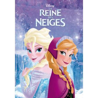 Frozen, La reine des neigeLa Reine des Neiges, Disney lecture