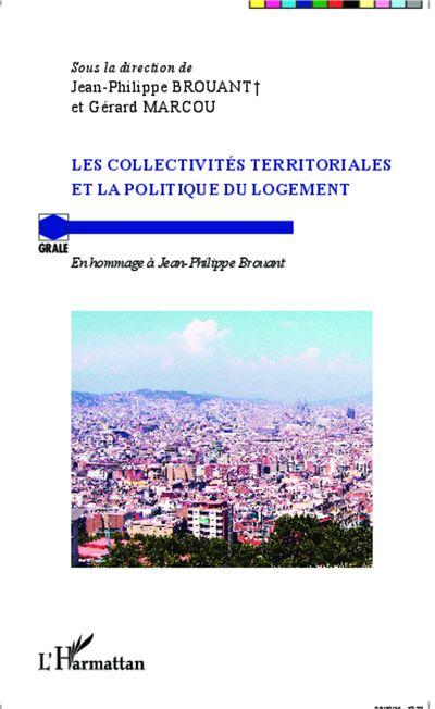 Collectivités territoriales et la politique du logement