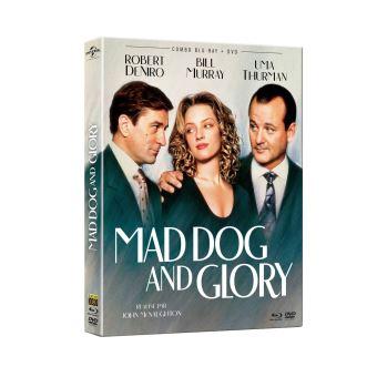 Mad Dog and Glory Combo Blu-ray DVD