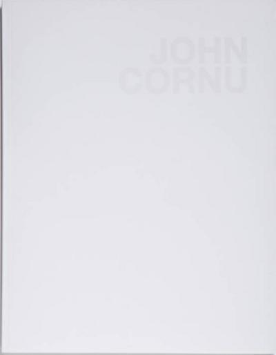 John Cornu - Ed. des Cendres