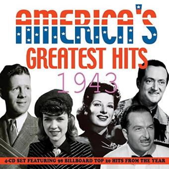 America s greatest hits 1943