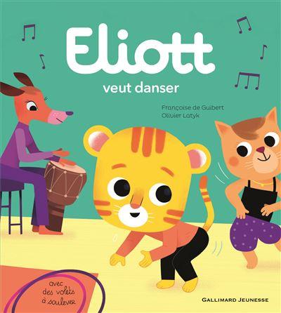 Eliott veut danser