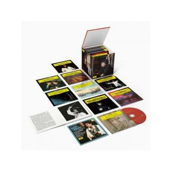COMPLETE DEUTSCHE GRAMMOPHON RECORDINGS/50CD
