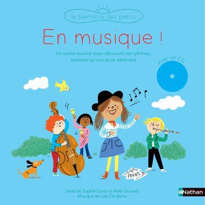 En musique (+ CD)
